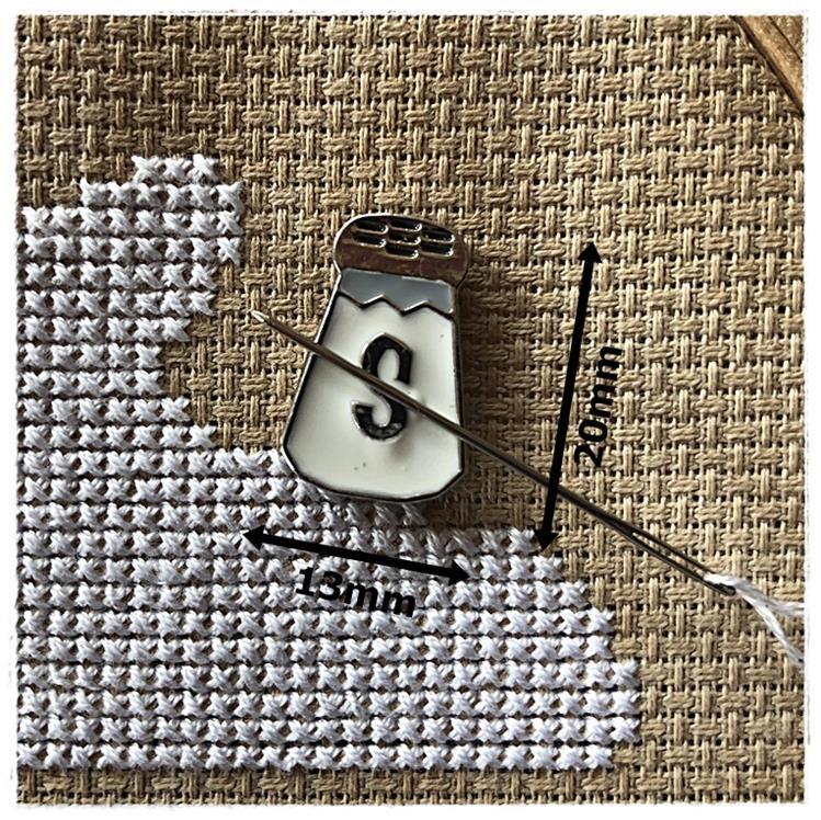 Magnetic Needle Minder Salt