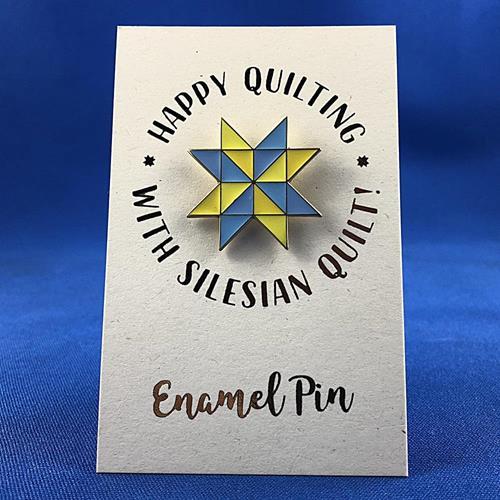 Badge Silesian Quilt