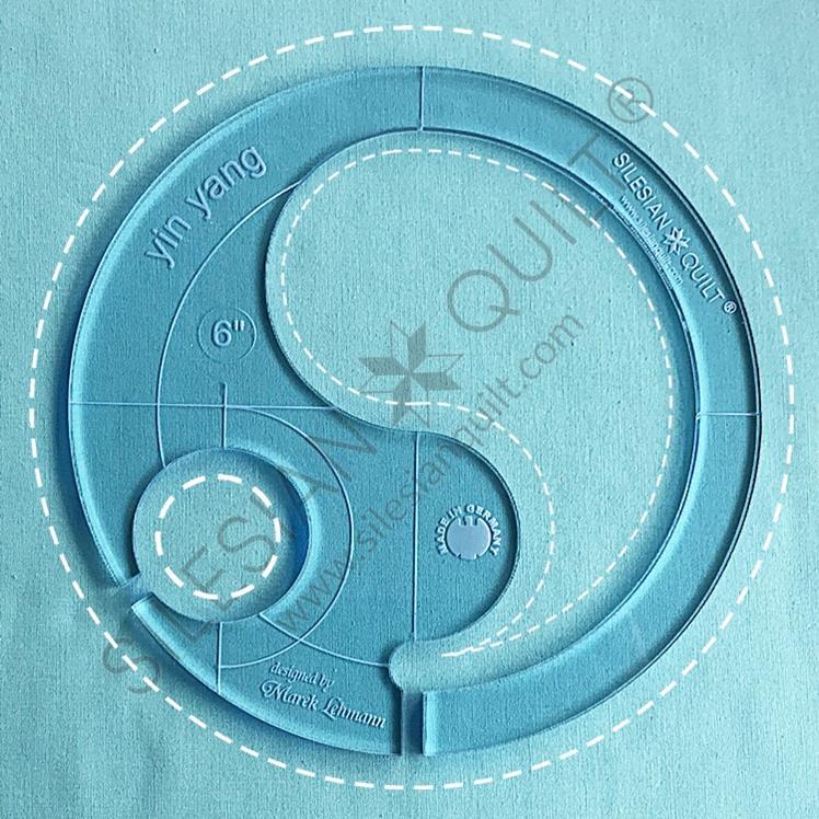 Yin Yang 6 inches